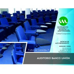 Auditorio Banco Unión