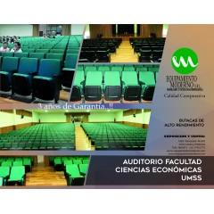 Auditorio Facultad de Ciencias Económicas UMSS