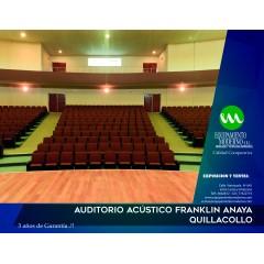 Auditorio Franklin Anaya Quillacollo